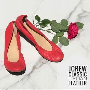 JCREW CLASSIC BALLET FLATS